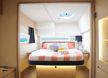 Alquilar catamarán Helia 44 en Port Purcell, Joma Marina, Road town