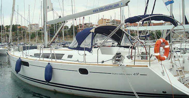 Alquilar velero Sun Odyssey 49i en Marina Baotić, Seget Donji