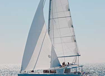 Rent a catamaran in JY Harbour View Marina - Lagoon 450