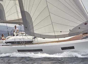 Louer voilier à Port Purcell, Joma Marina - Jeanneau 49