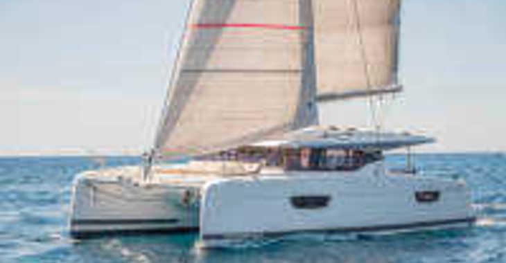 Louer catamaran à Harbour View Marina - Astrea 42