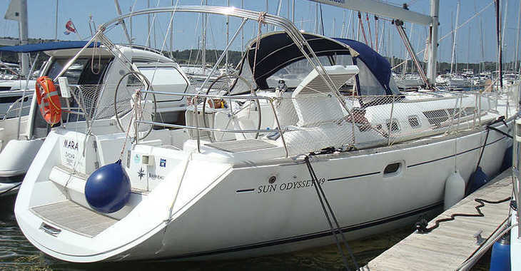 Alquilar velero en Marina Baotić - Sun Odyssey 49