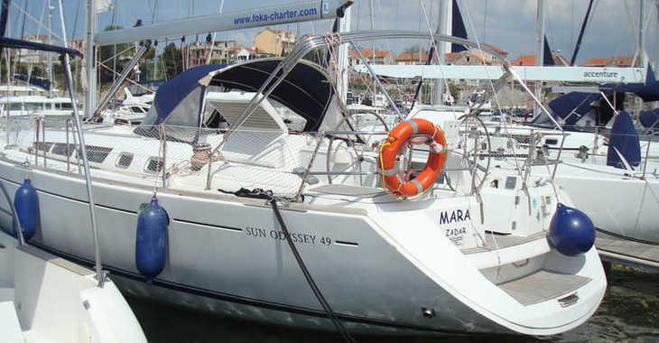 Alquilar velero Sun Odyssey 49 en Marina Baotić, Seget Donji