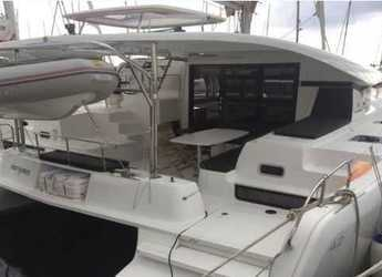 Rent a catamaran in Cala Nova - Lagoon 42