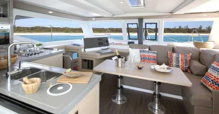 Rent a catamaran in Port Louis Marina - Fountaine Pajot