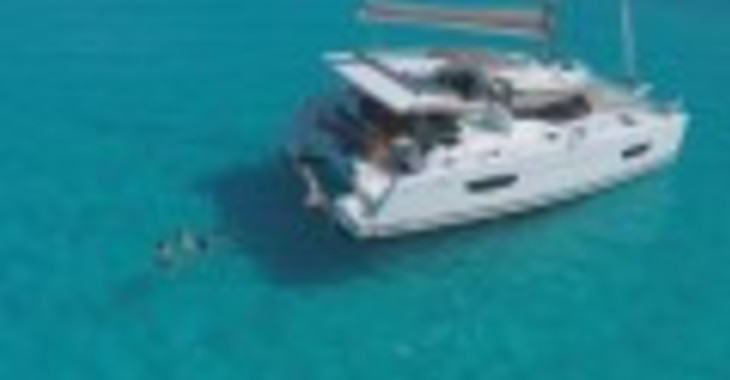 Rent a catamaran Fountaine Pajot in Port Louis Marina, Saint George´s