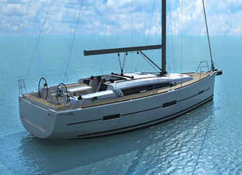 Rent a sailboat in Marina Bas du Fort - Dufour 412