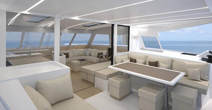 Alquilar catamarán Nautitech 46 Open en Marina Port La Royale, St Martin