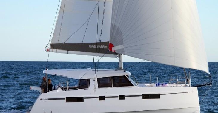 Alquilar catamarán Nautitech 46 Open en Marina Port Royale, Marigot