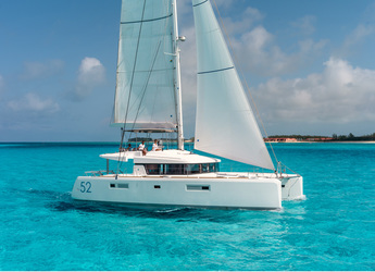 Rent a catamaran in Marina Port Royale - Lagoon 52