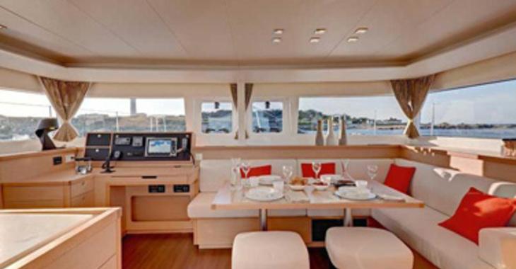Rent a catamaran in Puerto del Rey Marina - Lagoon 450