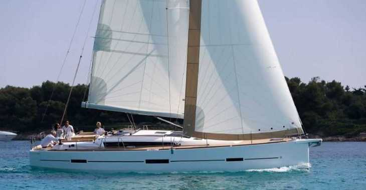 Rent a sailboat in Contra Muelle Mollet - Dufour 460 Grand Large