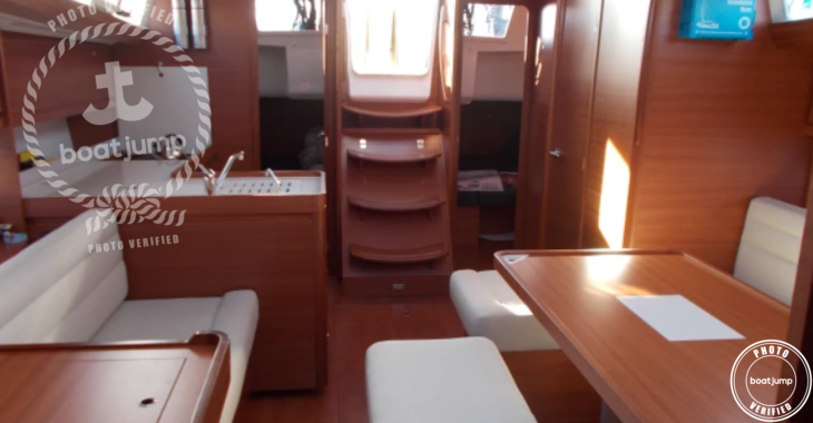 Rent a sailboat in Contra Muelle Mollet - Dufour 412 Grand Large