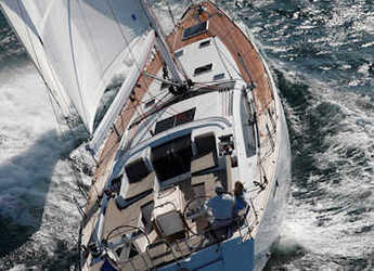 Rent a sailboat in Contra Muelle Mollet - Jeanneau 57