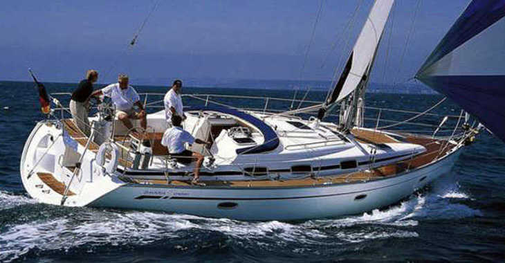 Rent a sailboat Bavaria 42 Cruiser in Skiathos , Skiathos