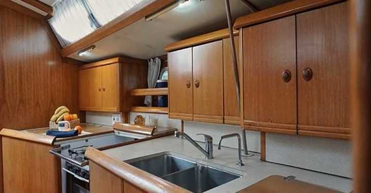 Rent a sailboat in Marina el Portet de Denia - Jeanneau Sun Odyssey  45.2