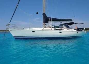 Rent a sailboat in Marina el Portet de Denia - Jeanneau Sun Odyssey  45.2