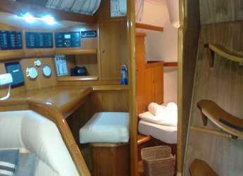 Alquilar velero Jeanneau Sun Odyssey  45.2 en Marina el Portet de Denia, Denia