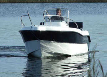 Rent a motorboat in Port Mahon - Mareti 450 Open