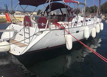 Alquilar velero en Santorini - Oceanis 473