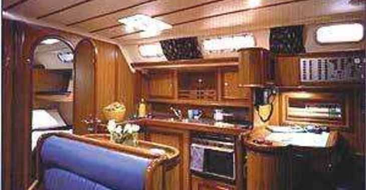 Rent a sailboat Ocean Star 51.2 in Santorini, Santorini