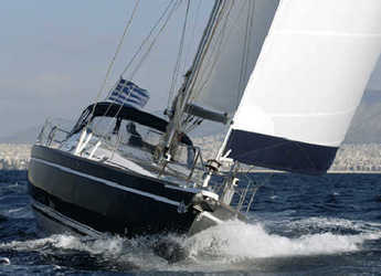 Rent a sailboat in Santorini - Ocean Star 51.2