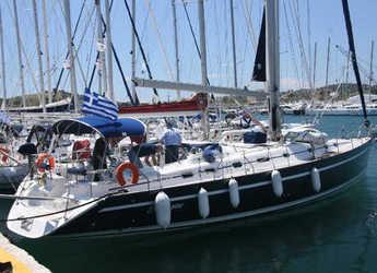 Louer voilier à Santorini - Ocean Star 56.1