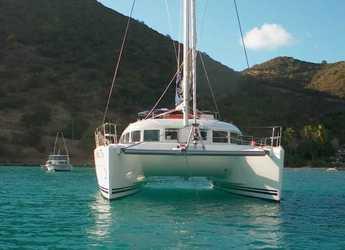 Chartern Sie katamaran in Marina el Portet de Denia - Lagoon 38