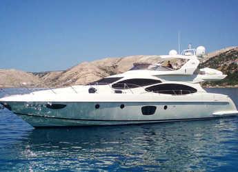 Alquilar yate en Marina el Portet de Denia - Azimut 68S