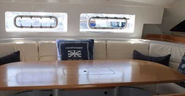 Rent a catamaran in Marina el Portet de Denia - Nautitech 395
