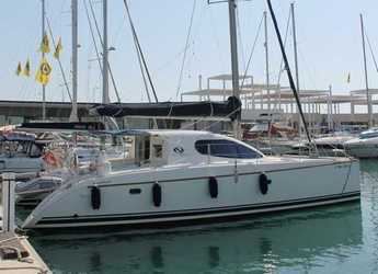 Rent a catamaran in Marina el Portet de Denia - Nautitech 395