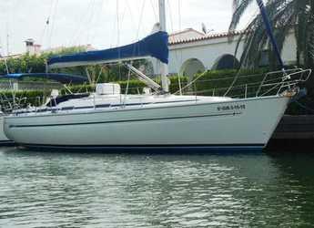 Rent a sailboat in Port Roses - Bavaria 41