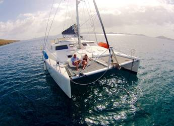 Rent a catamaran in American Yacht Harbor - Voyage yacht 50