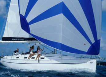 Alquilar velero en Marina Baotić - Harmony 38