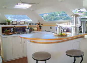 Rent a catamaran Voyage yacht 50 in American Yacht Harbor, Red Hook