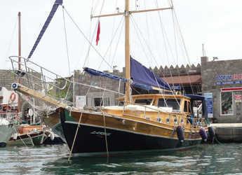 Rent a schooner in Marine Pirovac - Gulet