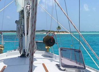 Rent a sailboat Beneteau 50 in Harbour View Marina, Marsh Harbour