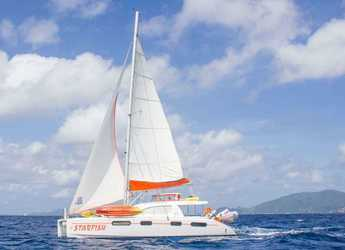 Rent a power catamaran in American Yacht Harbor - Leopard 46