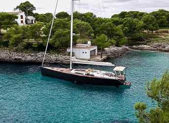 Rent a sailboat in Portocolom - Hanse 630