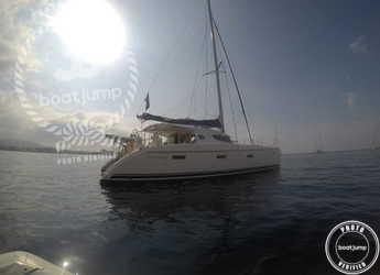 Rent a catamaran in Club Naútico de Sant Antoni de Pormany - Nautitech 40 Exclusive (Sunday to Sunday)