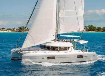 Rent a catamaran in Sant antoni de portmany - Lagoon 42