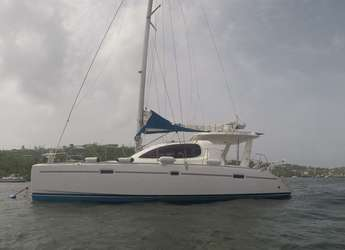 Rent a power catamaran in American Yacht Harbor - Leopard 40
