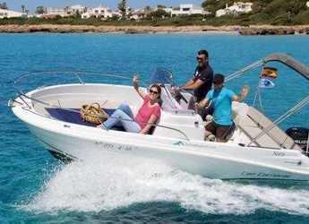 Chartern Sie motorboot in Puerto Deportivo Cala'n Bosch - Cap Camarat 5.5 CC