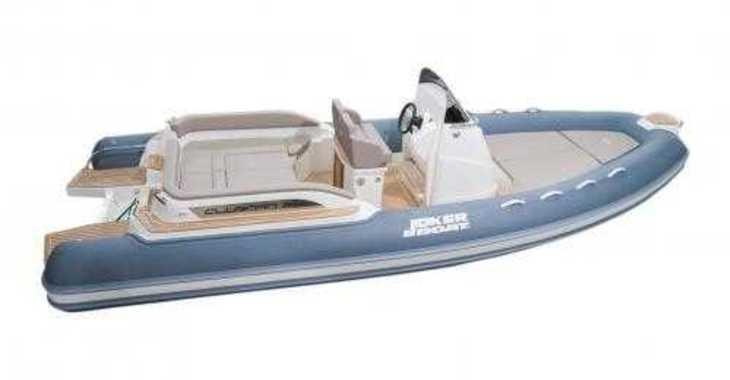 Rent a dinghy in Puerto Deportivo Cala'n Bosch - Joker Clubman 24