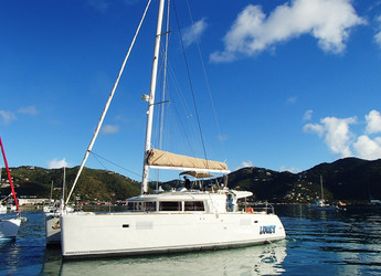 Rent a catamaran in Fort Burt Marina - Lagoon 450 F