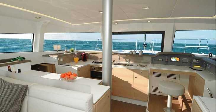 Rent a catamaran in Port Tino Rossi - Bali 4.1 Owner Version