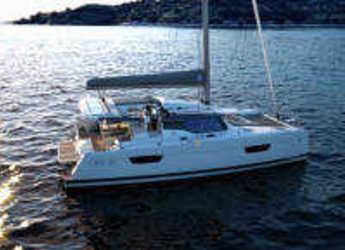 Rent a catamaran in Port Louis Marina - Astrea 42