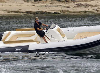 Rent a motorboat in Marina Ibiza - Tarpòn 790 luxe