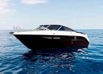 Rent a motorboat in Marina Ibiza - Pacific Craft 700