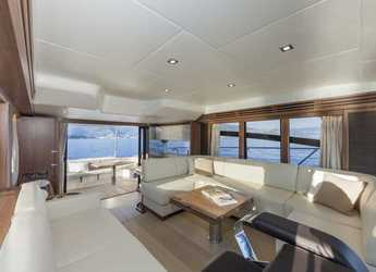 Rent a yacht Absolute 52 Fly in Port Vell, Barcelona City